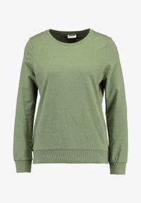 NMPANA SOLID - Sweatshirt - olivine
