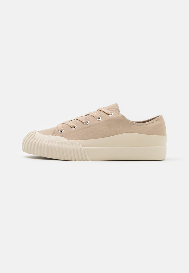 VEGAN SESAM - Sneakers laag - beige medium dusty