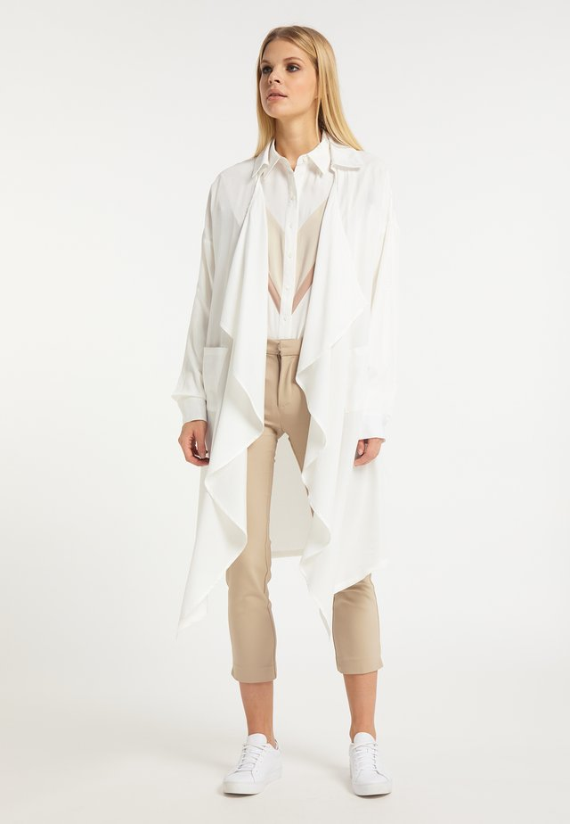 Summer jacket - weiß