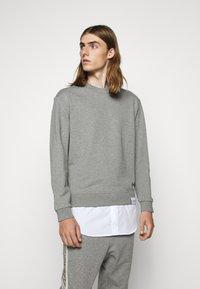 3.1 Phillip Lim - Sweatshirt - grey melange - 0