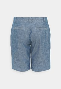 GAP - BERMUDA - Shorts - indigo chambray - 1