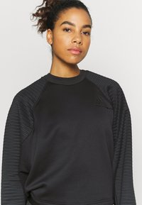 adidas Performance - Sweatshirt - black - 5