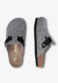 Genuins - RIVA - Slippers - hellgrau - 3