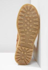 Friboo - Kotníkové boty - cognac - 5