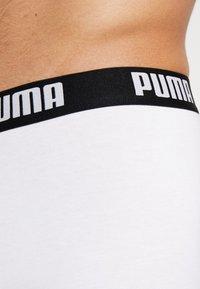 Puma - BASIC 2 PACK - Pants - white / black - 4