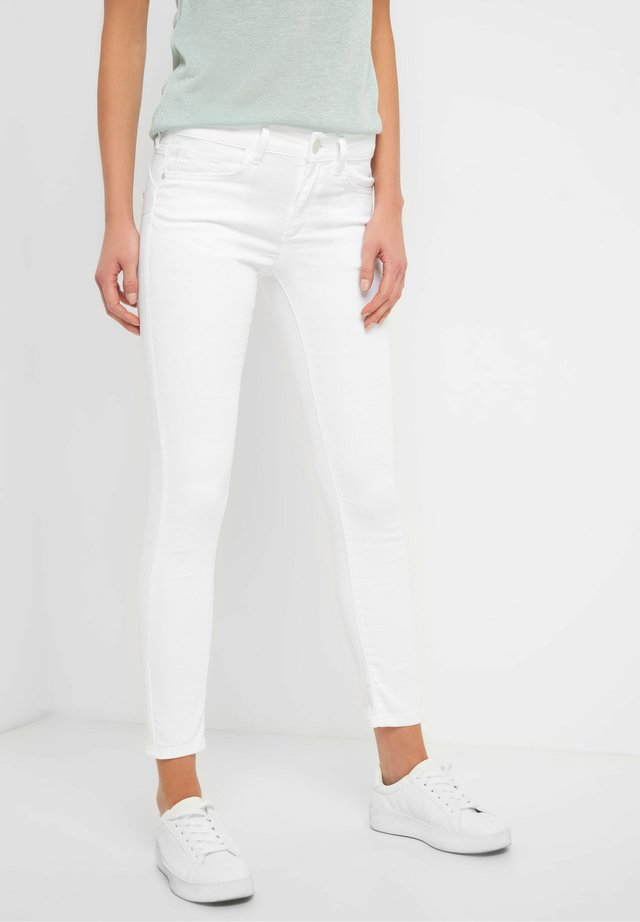 PUSH UP - Jeans Skinny Fit - white