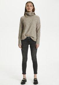 My Essential Wardrobe - Jumper - dune melange - 1