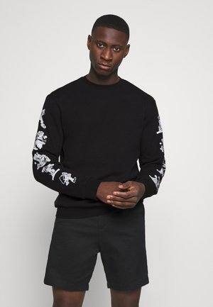 GOOFY CREW - Sweater - black