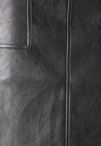 Opus - RUNIA - Pencil skirt - black - 2