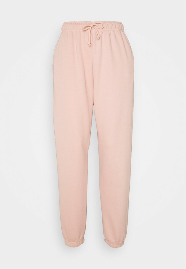 LOUNGEWEAR - Spodnie treningowe - dusty rose