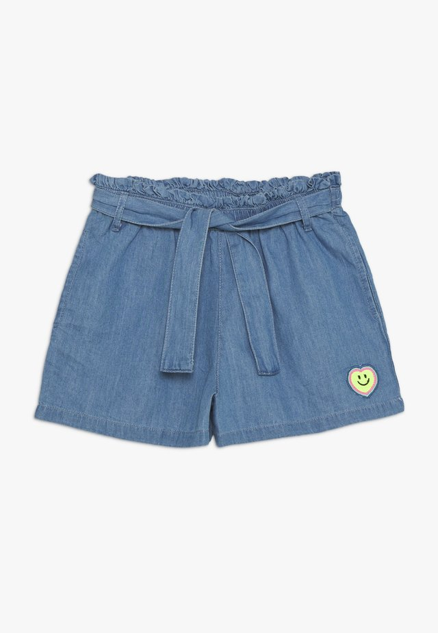 KID - Jeans Shorts - light blue denim