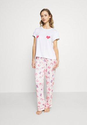 Pyžamová sada - pink