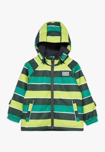 LWJULIO 708  - Snowboard jacket - dark green