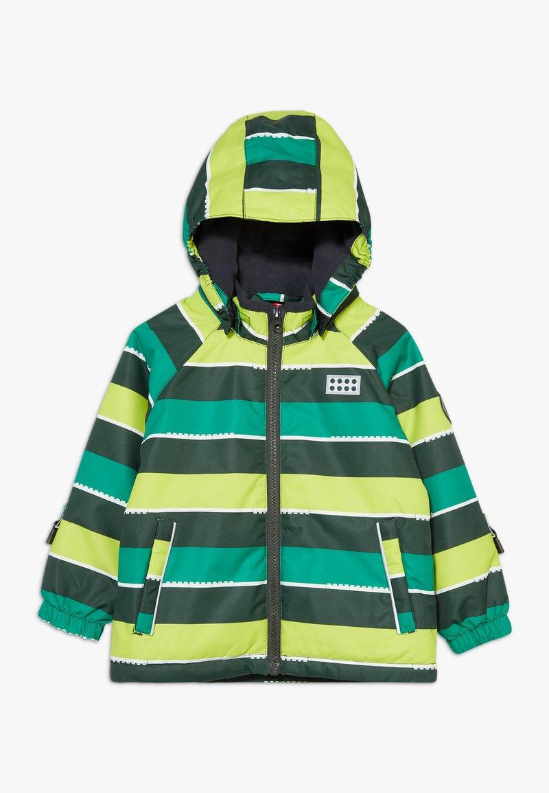 LEGO Wear - LWJULIO 708  - Kurtka snowboardowa - dark green