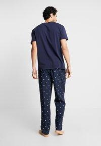 Lacoste - Pyjama bottoms - navy blue - 2