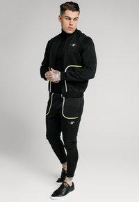 SIKSILK - LEGACY FADE - Giacca sportiva - black - 1