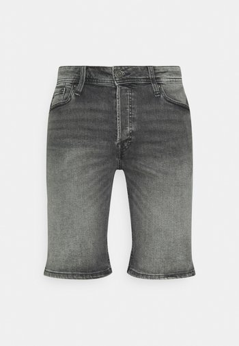 JJIRICK JJORIGINAL - Jeansshorts - grey denim