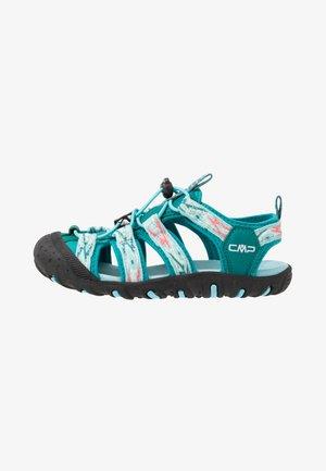 KIDS SAHIPH UNISEX - Walking sandals - lake/giada