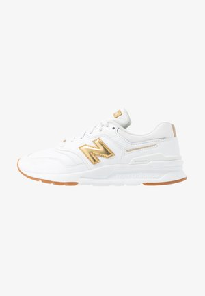 CW997 - Sneakers laag - white