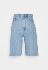 ECHO - Denim shorts - empress light blue