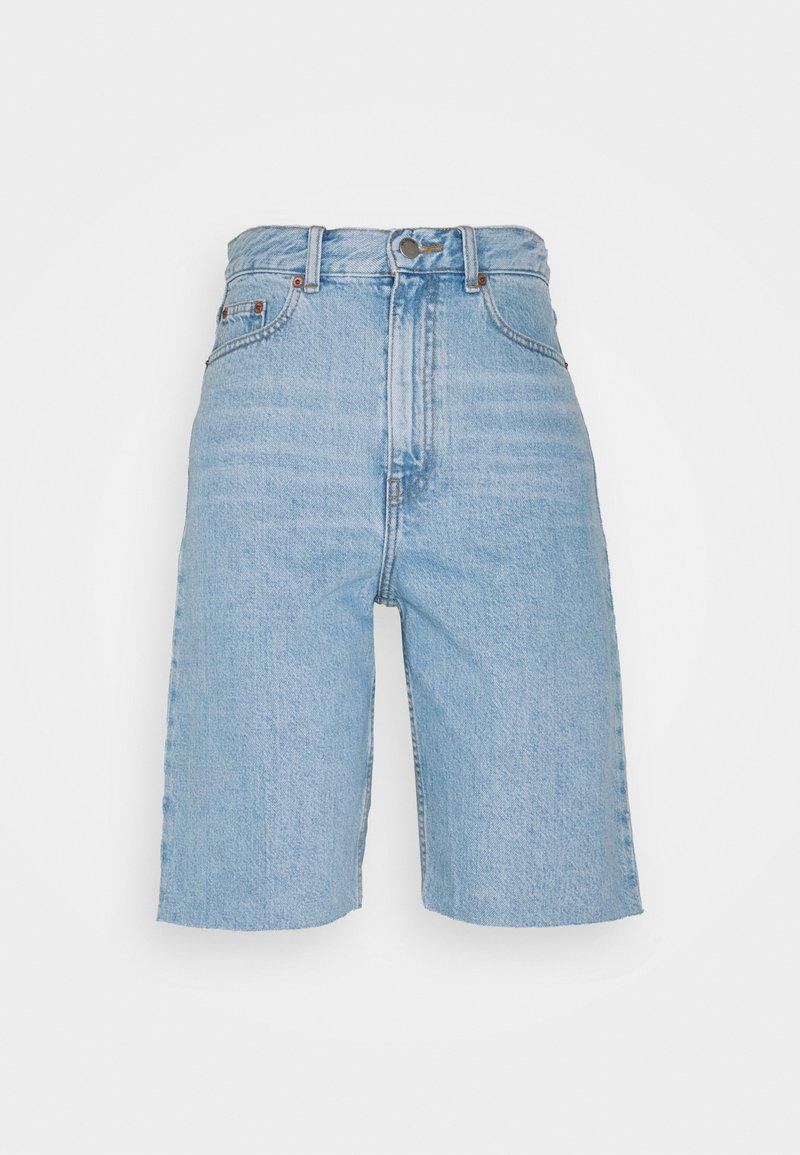 Dr.Denim Petite - ECHO - Shorts di jeans - empress light blue