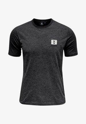 GRAHAM - T-shirts print - black