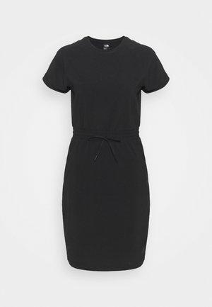 NEVER STOP WEARING DRESS - Robe de sport - black