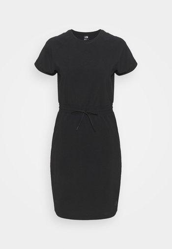 NEVER STOP WEARING DRESS - Jurken - black