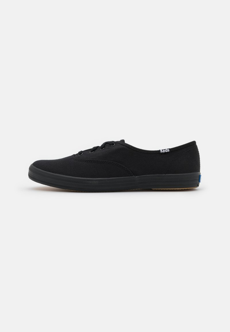 Keds - CHAMPION - Sneakersy niskie - black