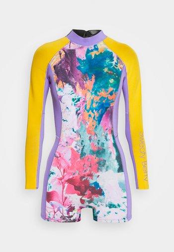 SURF SHORT WETSUIT - Wetsuit - pink/coral