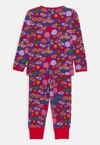 Småfolk - NATTØJ MED BLOMSTER - Pyjama - purple heart - 1
