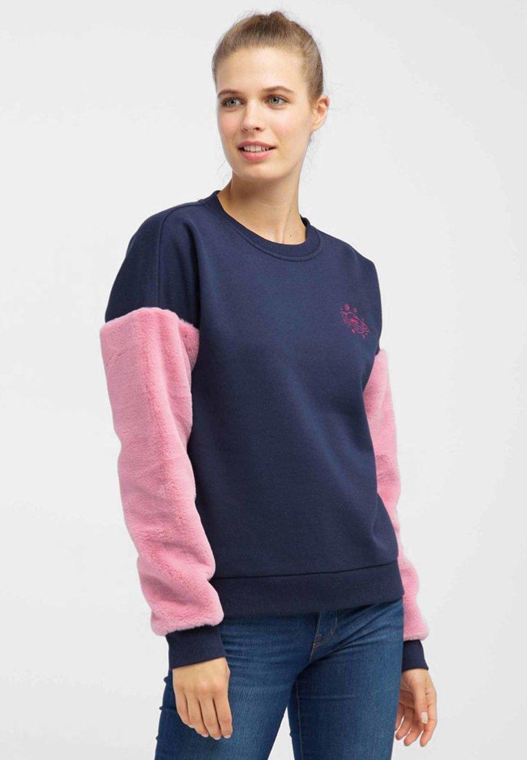 myMo - Sweatshirt - marine