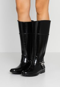 MICHAEL Michael Kors - FULTON - Wellies - black - 0