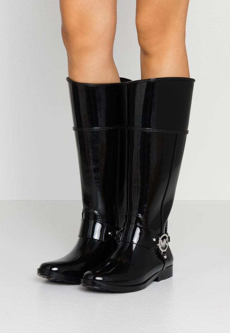 MICHAEL Michael Kors - FULTON - Wellies - black