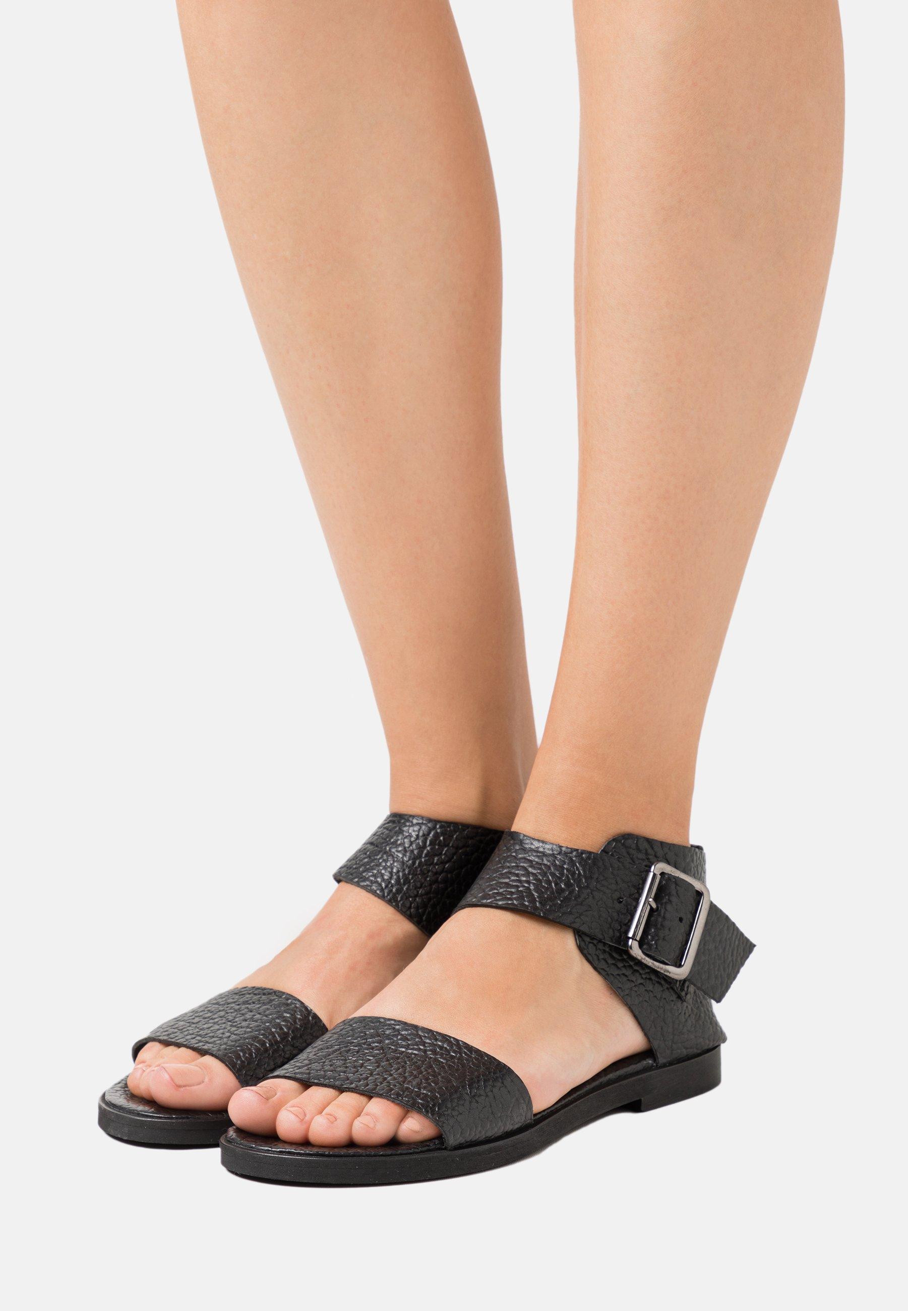 Women CAROL  - Ankle cuff sandals