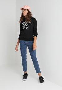 Abrand Jeans - '94 HIGH - Slim fit jeans - blue denim - 1