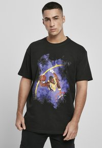 Upscale by Mister Tee - Print T-shirt - black - 0
