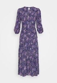 YAS - YASLIMANA 2/4 MIDI SMOCK DRESS - Maxi dress - astral aura/limana - 1