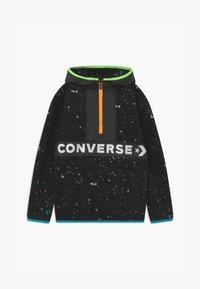 Converse - ARCTIC ZIP - Fleece jumper - black - 0