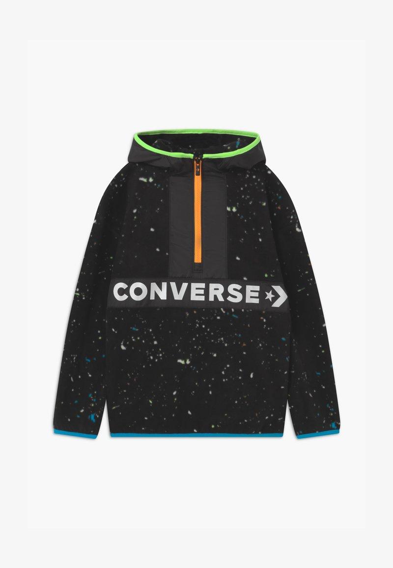 Converse - ARCTIC ZIP - Fleece jumper - black