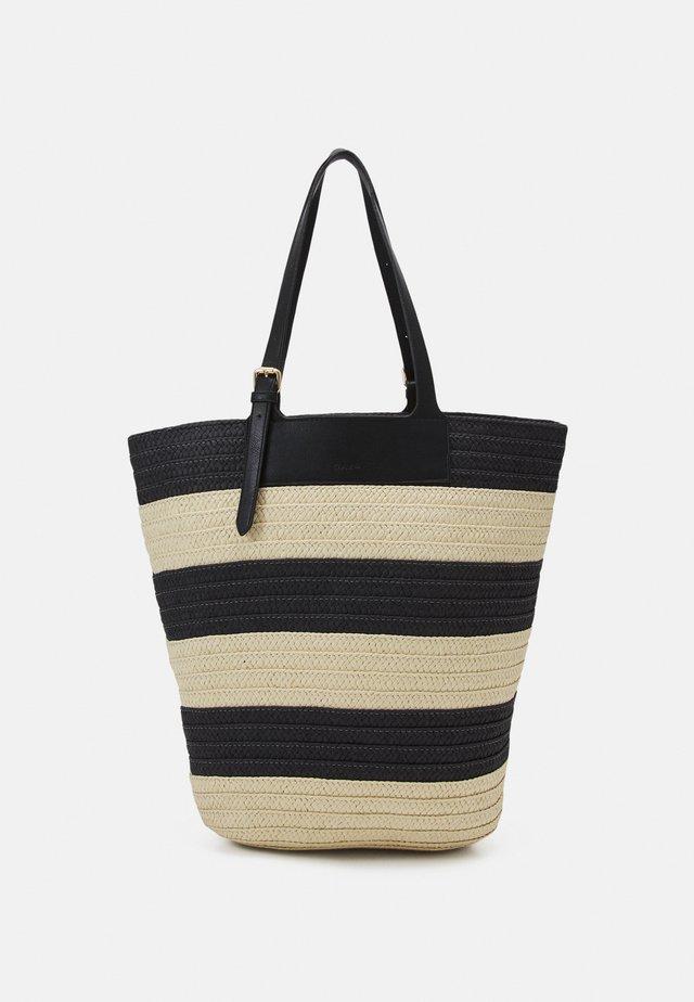 DAY BLOCKED BAG - Shopper - black