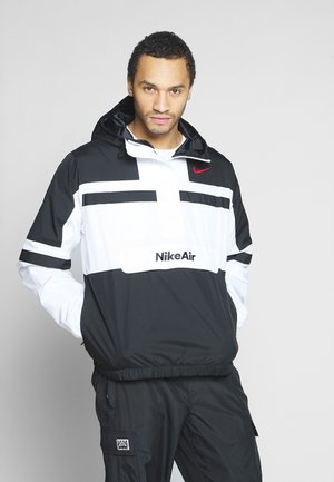 M NSW NIKE AIR JKT WVN - Windbreakers - white/black