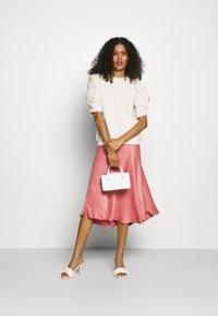 Second Female - EDDY NEW SKIRT - A-line skirt - dusty rose - 1