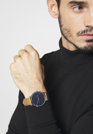 WATCH - Montre - camel/blue