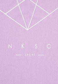 Pink Soda - SHADOW TANK - Sports shirt - lilac - 5