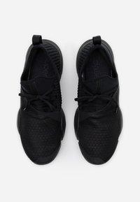 Nike Performance - AIR ZOOM SUPERREP UNISEX - Sportovní boty - black/anthracite/pure platinum - 3