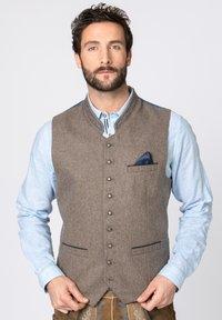 Stockerpoint - Waistcoat - nuss-blau - 0