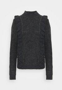 Bruuns Bazaar - PARISA DESIRE - Jumper - dark grey - 0