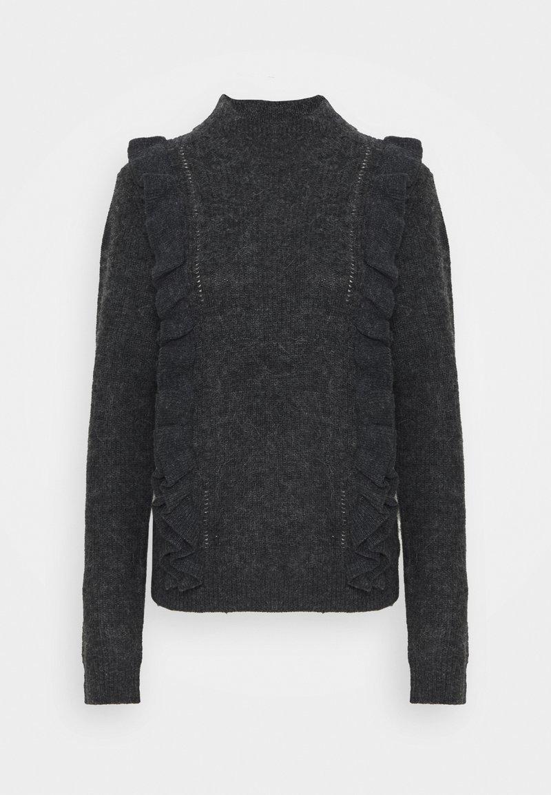 Bruuns Bazaar - PARISA DESIRE - Jumper - dark grey