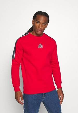 BOCKLIN CREW - Sweatshirt - red